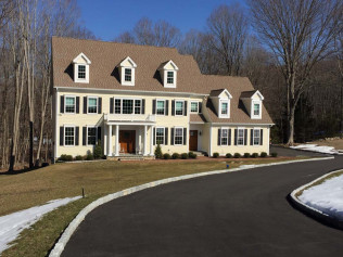 New Construction - Brookfield, CT