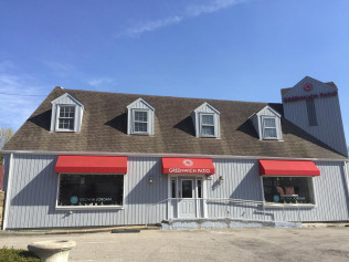 Commercial Exterior Project - Greenwich, CT