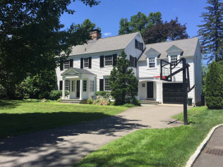 Exterior Project Greenwich, CT