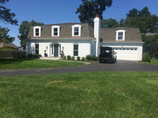 Exterior Painting - Stamford, CT (Shippan Area) - August 2018